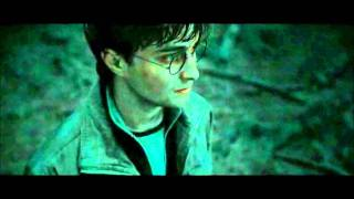 "Harry Potter and the Deathly Hallows Part 2 - Voldemort ""kills"" Harry"