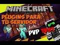Minecraft: Plugins para tu Servidor - PvP 1vs1 (Minijuego de PVP)