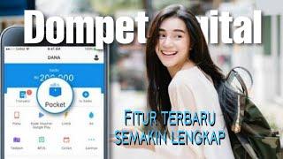 Cara pakai aplikasi Dana Dompet digital Indonesia terbaru 2021 screenshot 2