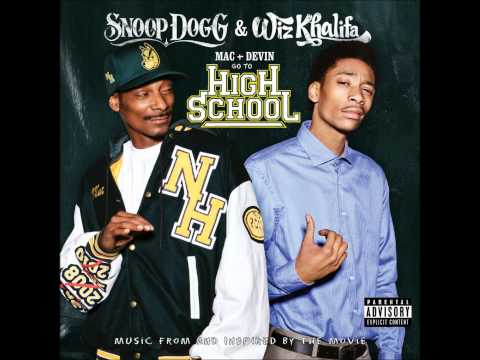 Wiz Khalifa & Snoop Dogg - Smokin' On (feat Juicy J) Smoking Mac Devin Highschool High school