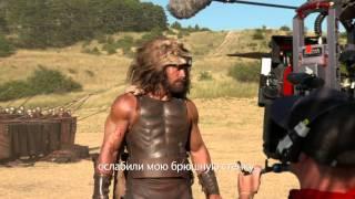 Геракл - Дуэйн Джонсон о подготовке к фильму