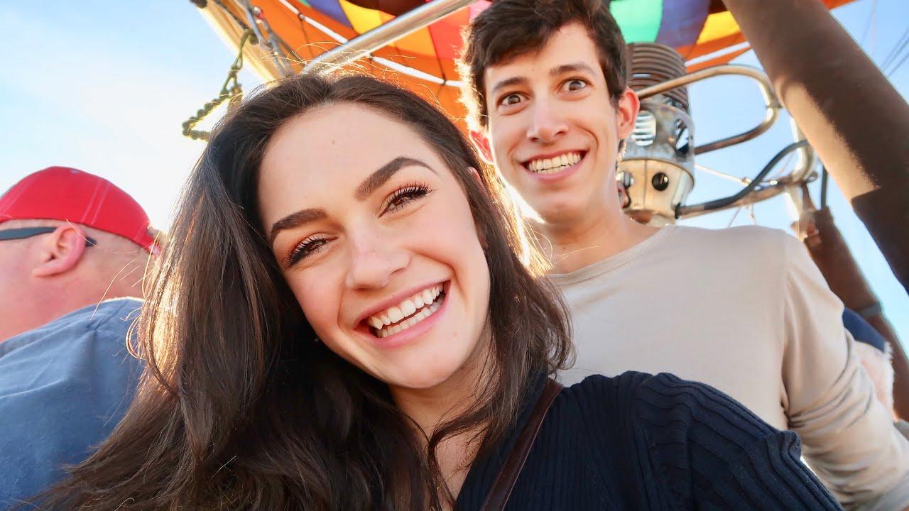 Ricky Gutierrez with friendly, Girlfriend Unknown