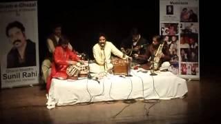 daro deewar pe - Sunil Rahi Live Ghazal Concert in Epicenter Gurgaon