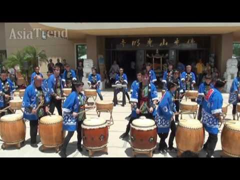 "Orlando Taiko Dojo ""MUTSUMI/KANADE"" - Orlando Buddha's Birthday 2016"