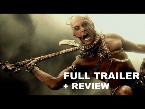 300 Rise of an Empire Official Trailer +...