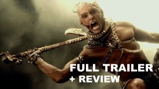 300 rise of an empire official trailer   trailer review hd plus