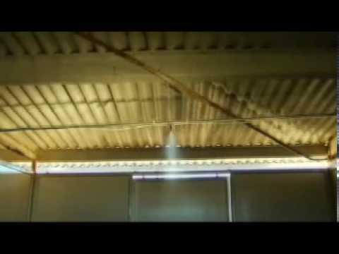 How to set up the Pyranha Spray Master System