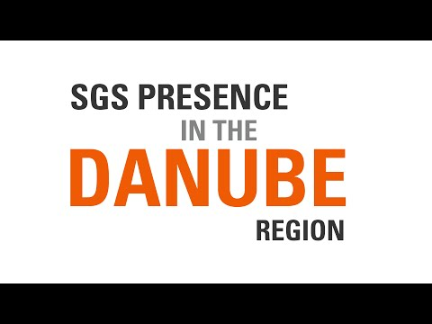 SGS Trade & Logistics Presence in the Danube Region