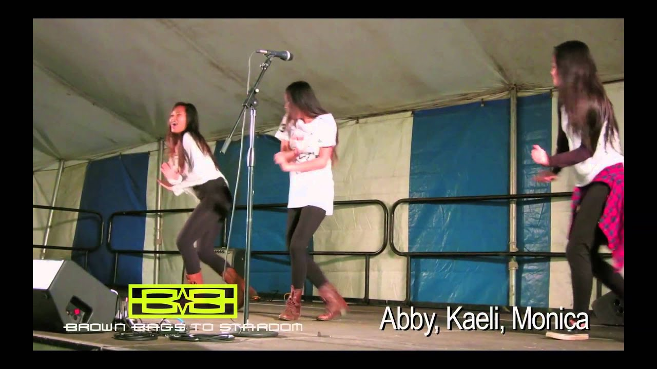 Brown Bags to Stardom at the first Hawaii Kai Carnival ...