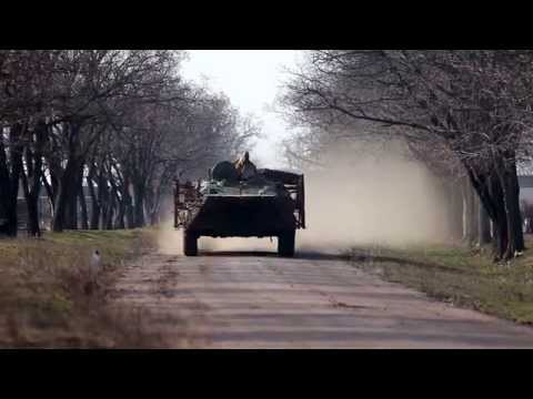 BTR-80 drag race (33.4s)