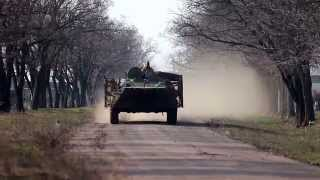 BTR-80 drag race (33.4s)