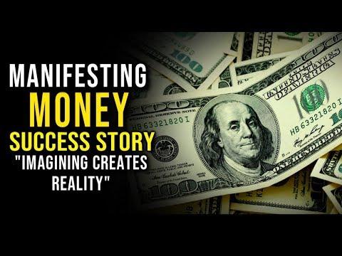 Money Manifestation Success Story! Attract Wealth Prosperity & Abundance Into Your Life! (Inspiring)