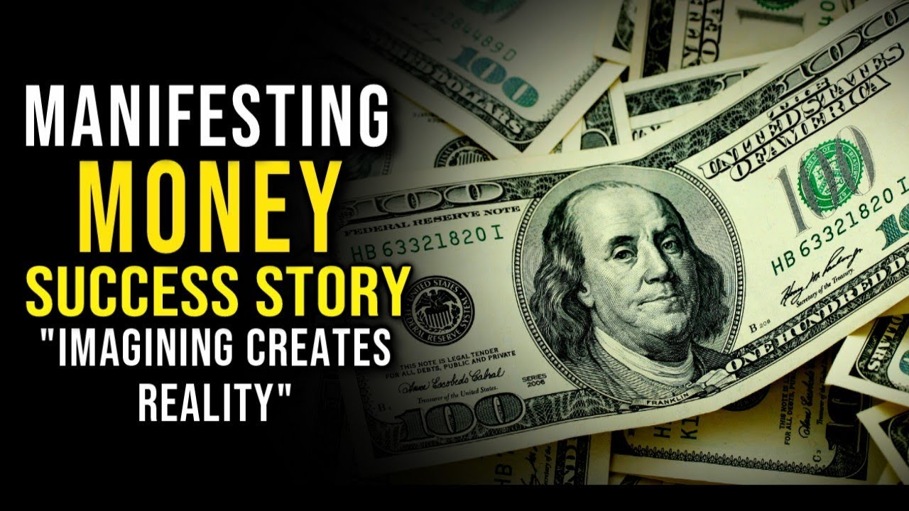 Money Manifestation Success Story Attract Wealth Prosperity Abundance Into Your Life Inspiring