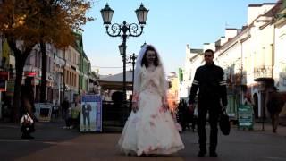 Halloween в Бресте 2015. Невеста