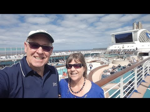 Sun Princess cruise to New Caledonia and Vanuatu
