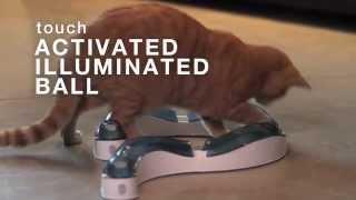 Catit SPEED CIRCUIT - интерактивная игрушка для кошек