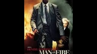 Man on Fire 2004 /  Denzel Washington, Christopher Walken