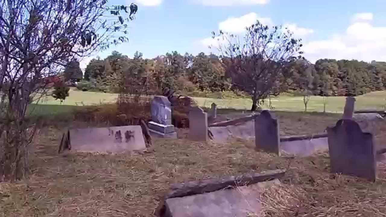 Tennessee white county walling - Simrell Cemetery In Sparta White County Tennessee