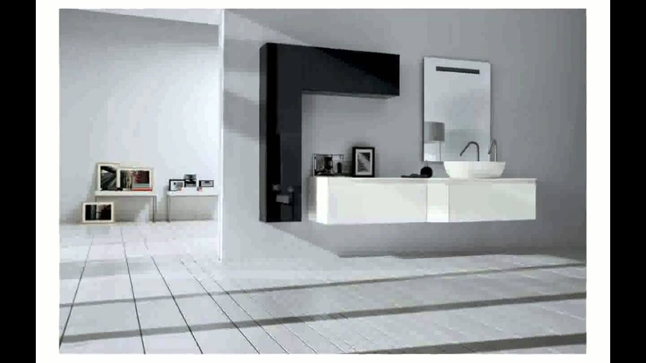 mobilier salle de bain design youtube. Black Bedroom Furniture Sets. Home Design Ideas