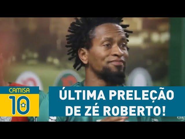 EMOCIONANTE! VEJA a ÚLTIMA PRELEÇÃO de ZÉ ROBERTO!