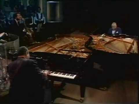 Oscar Peterson & Count Basie - Slow Blues