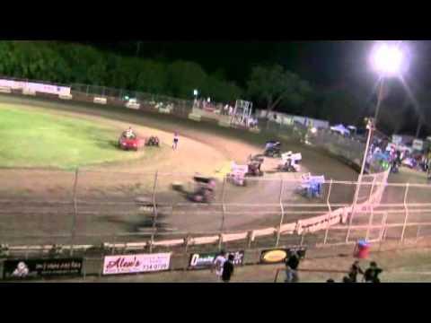 Dominic Scelzi 5/14/10 Super 600 Heat Race Plaza Park Raceway Visalia