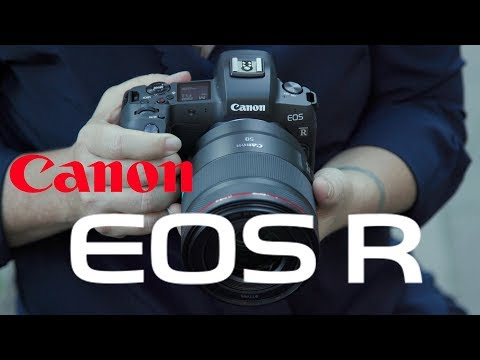 Shooting With The Canon EOS R