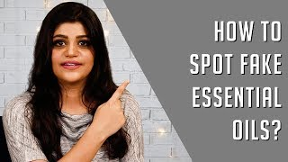 How To Find Out If Your Essential Oil is Fake? Watch Our 6 Tips -  हिंदी में