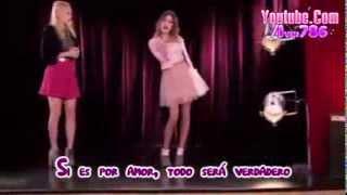 Elenco de Violetta - Si Es Por Amor...