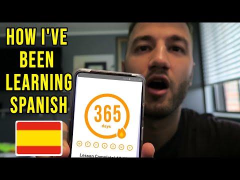 How To Learn Spanish (Rosetta Stone, Duolingo, Books, Netflix) - 1 Year Update
