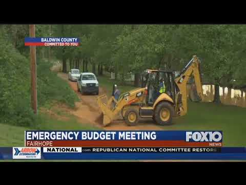Fairhope mayor, council try to overcome $4 million dollar budget discrepancy