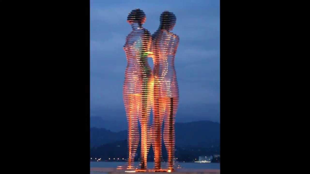 Download Georgia, Batumi ,Ali and Nino- The Statue of Love