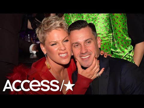 Pink Reveals She & Carey Hart Have Been In Couples Therapy For Nearly Their Entire Relationship
