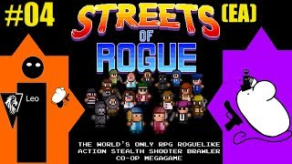 Let's Play Streets of Rogue (EA) coop with Mousegunner #04