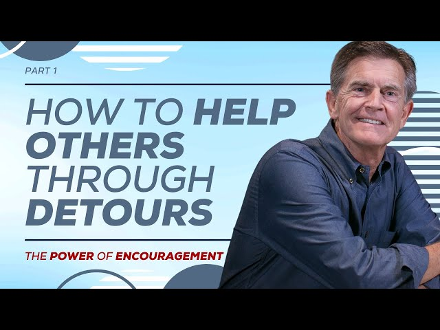 How to Help Others Over Life's Humps, Part 1 - Chip Ingram