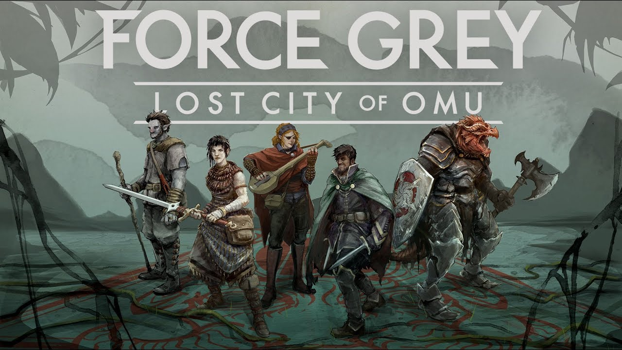 Episode 14 - Force Grey: Lost City of Omu
