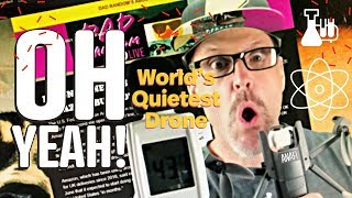 Worlds Quietest Drone - Parrot Anafi - Field Test