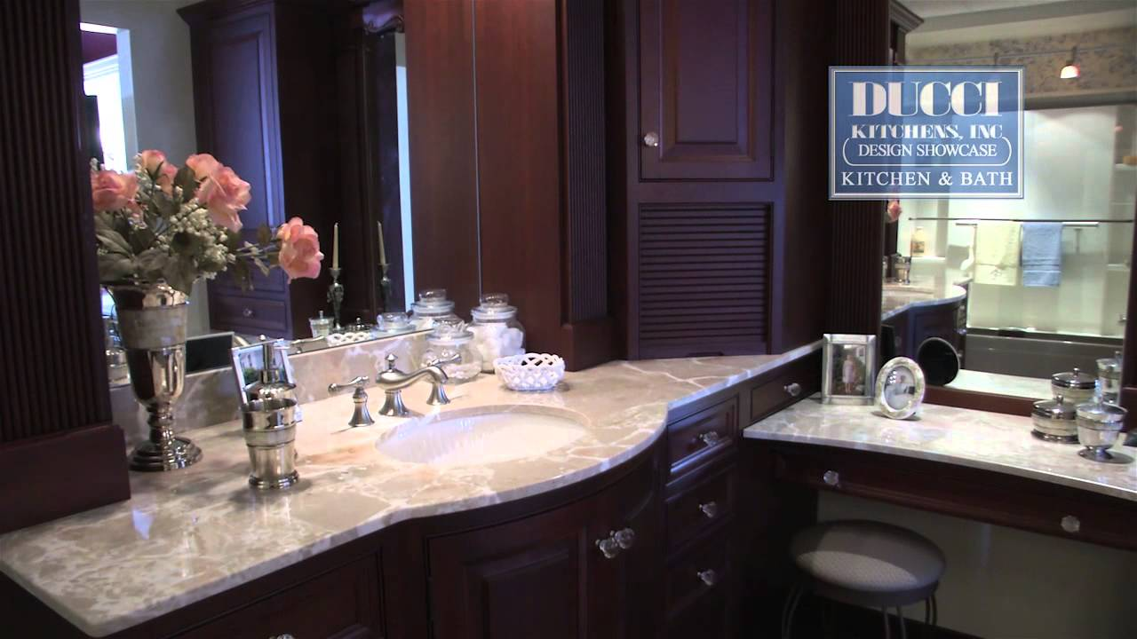 Bathroom Design Ducci Kitchens Kitchen Design Connecticut YouTube