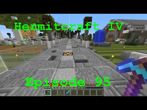 Hermitcraft 4 Ep95 Back From A Bad day