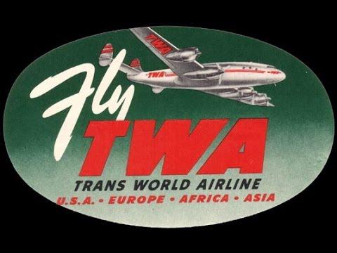 авиамузей TWA Trans World Airlines в Канзас Сити