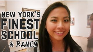 New York's Finest High School & Ramen Noodle Soup!