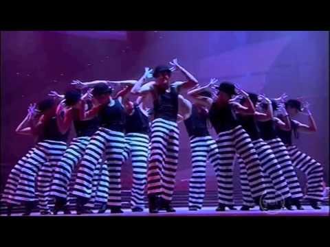 SYTYCD AU: Blackbird - Fosse routine