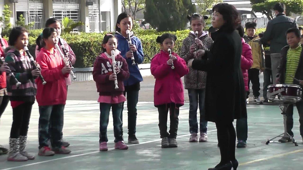 2013中和國小聖誕節表演-直笛隊 - YouTube