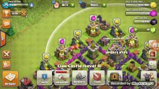 IM IN MYSTLC7'S CLAN! - CLASH OF CLANS WITELIGHTINGHWD - CLAN!