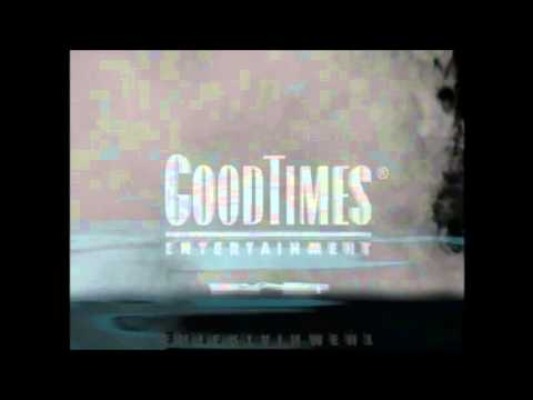 goodtimes entertainment logo 1998 youtube