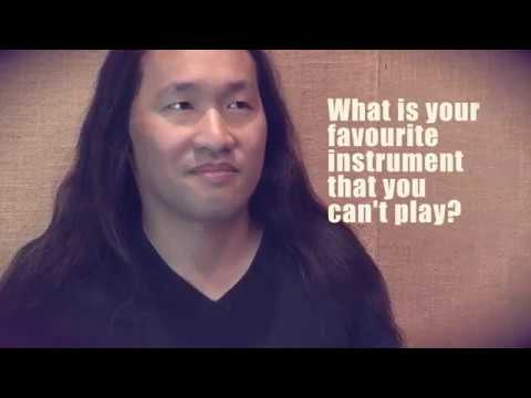"DragonForce ""Reaching Into Infinity"" Rapid Fire Interview - Pt. 1"