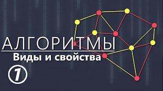 Алгоритмы. Виды и свойства алгоритмов