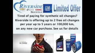 Riverside Brockville August Promo 3