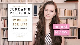 Jordan Peterson's 12 Rules for Life: An honest book review