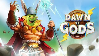 Dawn of Gods - GETTING LOOT FOR NEW GOD!! GET THAT MONEY!